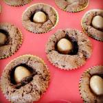 Nids et bouchée au Schoko-bons et chocolat