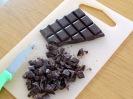 Cookie beurre de cacahuete fabrication pepite de chocolat