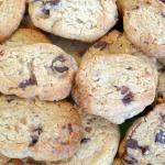 Cookie beurre de cacahuète et pépite de chocolat