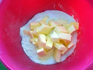 Short bread beurre sucre et farine