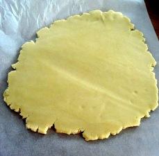 Pâte shortbread