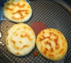 Crumpet cuisson face 2
