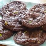 Cookies Nutella, Pistaches et Chocolat au lait