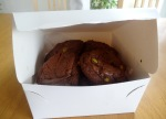 Cookies concours boîte ouverte
